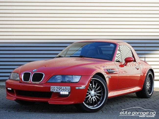 BMW Z3 M Roadster 69'000 km CHF39'800 - acquistare su carforyou.ch - 1