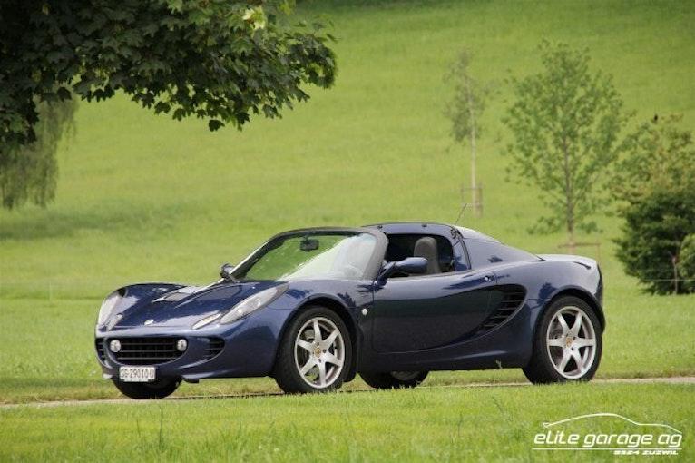 Lotus Elise Elise 38'200 km 26'800 CHF - kaufen auf carforyou.ch - 1