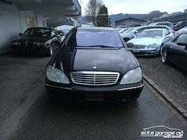 Mercedes-Benz S-Klasse S 55 AMG 96'500 km CHF16'800 - acquistare su carforyou.ch - 2