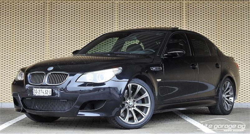 BMW 5er M5 28'200 km CHF44'800 - acquistare su carforyou.ch - 1