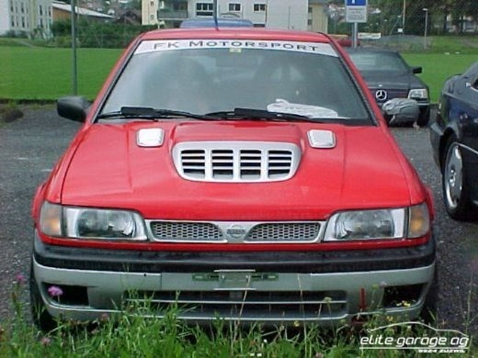 Nissan Sunny 2.0 16V GTI-R Rallye 98'000 km CHF19'800 - acheter sur carforyou.ch - 1
