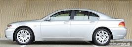 BMW 7er 745i 27'600 km CHF19'800 - kaufen auf carforyou.ch - 3
