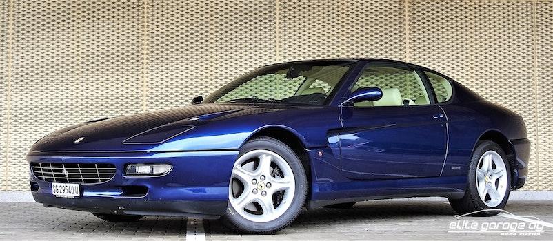 Ferrari 456 GTA 32'500 km 64'800 CHF - buy on carforyou.ch - 1