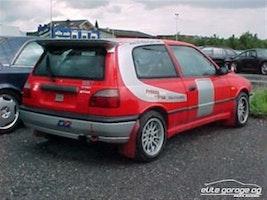 Nissan Sunny 2.0 16V GTI-R Rallye 98'000 km CHF19'800 - acheter sur carforyou.ch - 3