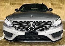 Mercedes-Benz C-Klasse C 43 AMG 4Matic 9G-Tronic 79'900 km CHF39'800 - buy on carforyou.ch - 2
