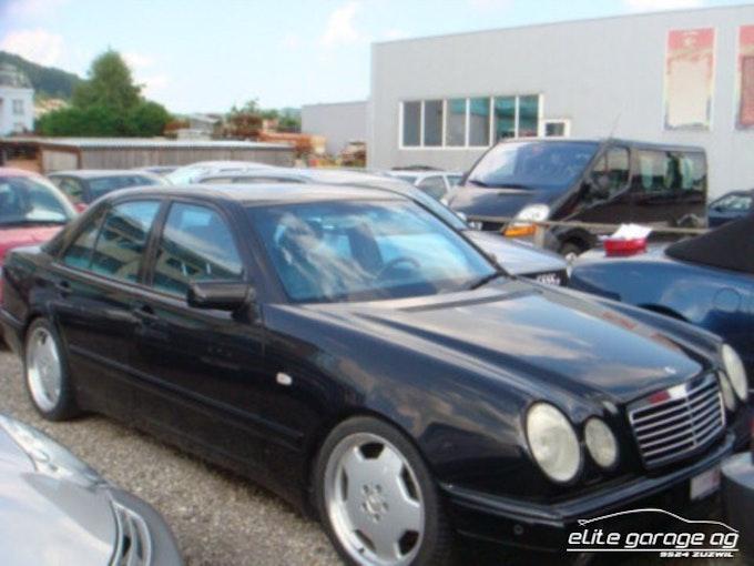 Mercedes-Benz E-Klasse E 50 AMG Avantgarde 67'400 km CHF12'800 - acquistare su carforyou.ch - 1