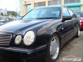 Mercedes-Benz E-Klasse E 50 AMG Avantgarde 67'400 km CHF12'800 - acquistare su carforyou.ch - 2