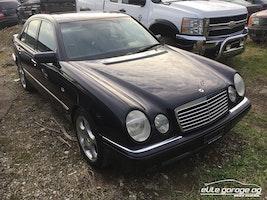 Mercedes-Benz E-Klasse E 420 Avantgarde 87'800 km CHF9'800 - acheter sur carforyou.ch - 3