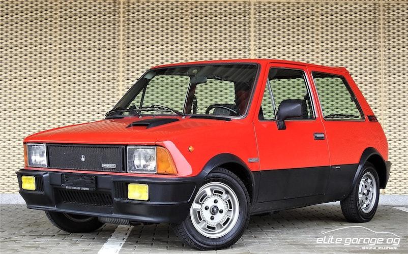 Innocenti Mini 120 DE TOMASO 96'000 km CHF24'800 - acheter sur carforyou.ch - 1