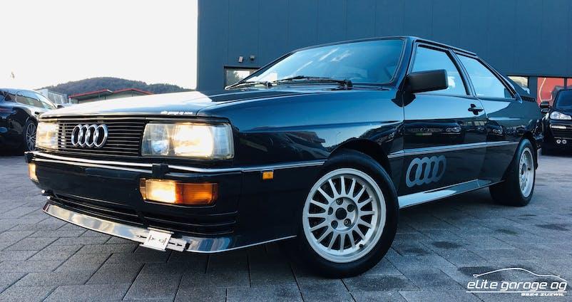 Audi Coupé quattro quattro Turbo 20V 202'500 km CHF84'800 - acquistare su carforyou.ch - 1