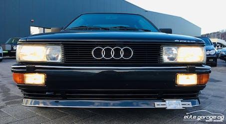 Audi Coupé quattro quattro Turbo 20V 202'500 km CHF84'800 - acquistare su carforyou.ch - 2