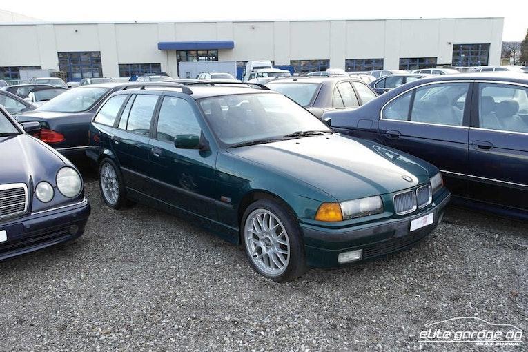 BMW 3er 320i Touring 79'800 km CHF9'800 - kaufen auf carforyou.ch - 1