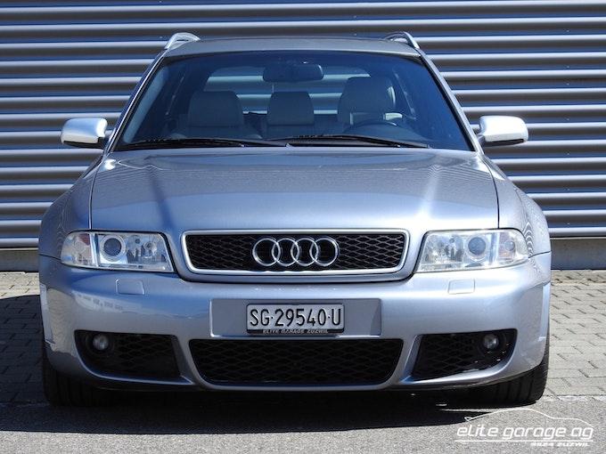 Audi S4 / RS4 RS4 Avant quattro 37'990 km CHF54'800 - kaufen auf carforyou.ch - 1