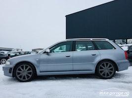 Audi S4 / RS4 RS4 Avant quattro 37'990 km CHF54'800 - kaufen auf carforyou.ch - 3