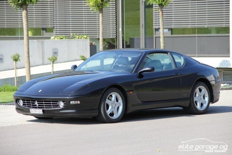 Ferrari 456 M GT 46'500 km 79'800 CHF - kaufen auf carforyou.ch - 1