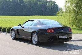 Ferrari 456 M GT 46'500 km 79'800 CHF - kaufen auf carforyou.ch - 2