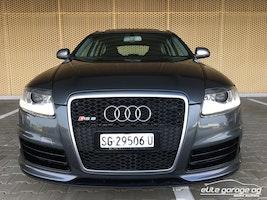 Audi S6 / RS6 RS6 Avant 5.0 TFSI V10 quattro tiptronic 17'600 km CHF54'800 - acquistare su carforyou.ch - 2
