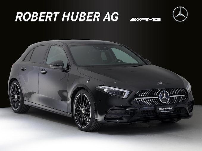 Mercedes-Benz A-Klasse A 220 d 4Matic AMG Line 50 km 66'400 CHF - acheter sur carforyou.ch - 1