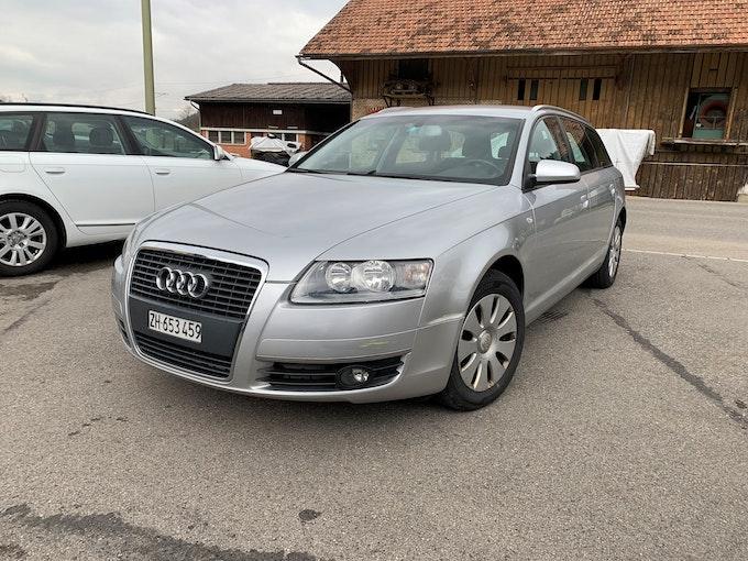 Audi A6 Avant 2.0 TDI 208'000 km CHF5'100 - acheter sur carforyou.ch - 1