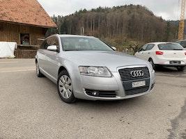 Audi A6 Avant 2.0 TDI 208'000 km CHF5'100 - acheter sur carforyou.ch - 2