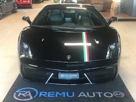 coupe Lamborghini Gallardo LP550-2 Coupé Valentino Balboni E-Gear Tricolore