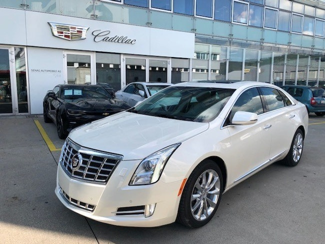 Cadillac XTS 3.6L AWD - ZU VERMIETEN 10'500 km 49'800 CHF - buy on carforyou.ch - 1