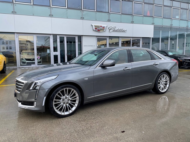 Cadillac CT6 3.0 Twin Turbo Luxury 25'900 km 41'500 CHF - acheter sur carforyou.ch - 1