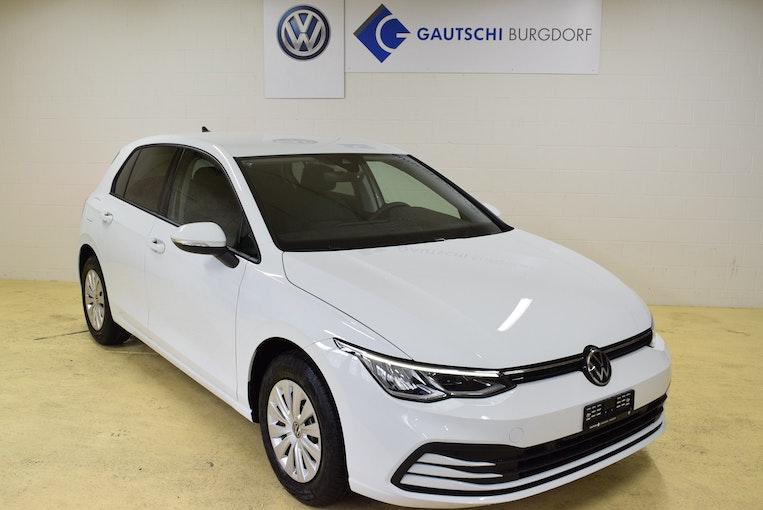 VW Golf 1.0 TSI Value 300 km 23'490 CHF - buy on carforyou.ch - 1