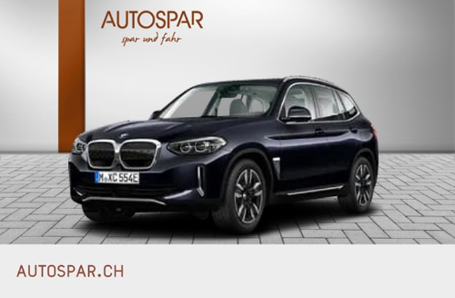 BMW iX3 G08 E-Motor 10 km CHF68'360 - kaufen auf carforyou.ch - 1