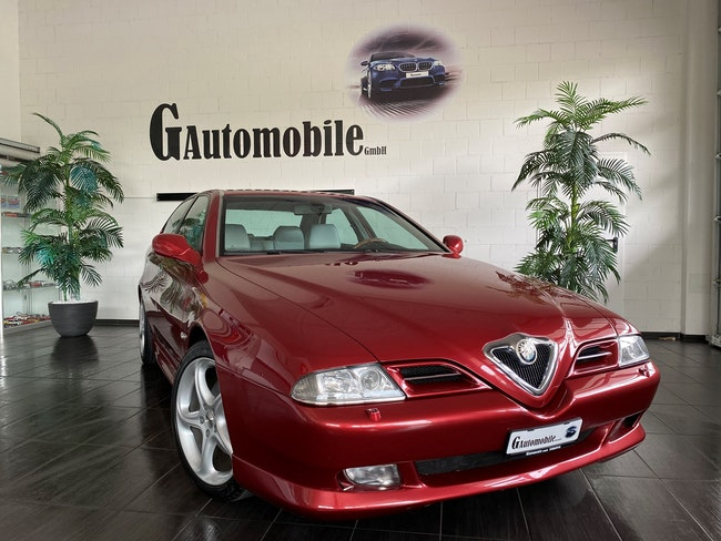 Alfa Romeo 166 3.0 V6 24V Super 153'000 km 7'950 CHF - buy on carforyou.ch - 1