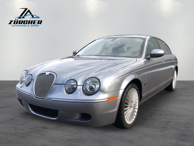 Jaguar S-Type 4.2 V8 S/C R 183'000 km CHF6'999 - acheter sur carforyou.ch - 1