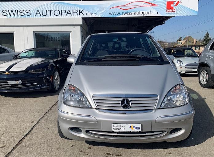 Mercedes-Benz A-Klasse A 190 Elegance 166'000 km 2'900 CHF - kaufen auf carforyou.ch - 1