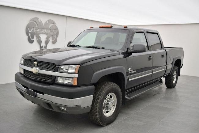 Chevrolet Silverado 2500 6.6TD LS Crew Cab 101'011 km 54'800 CHF - kaufen auf carforyou.ch - 1