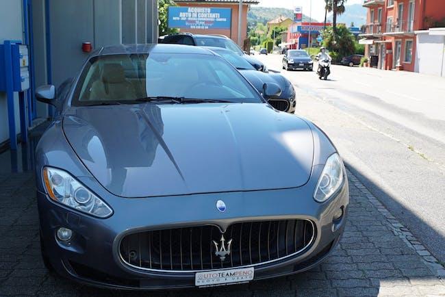 Maserati GranCabrio/Granturismo GranTurismo Automatica 98'000 km CHF38'900 - buy on carforyou.ch - 1