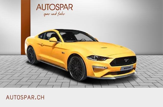 Ford Mustang Coupé 5.0 V8 GT 10 km CHF62'990 - buy on carforyou.ch - 1