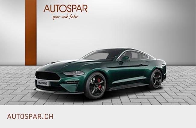 Ford Mustang Coupé 5.0 V8 Mach 1 10 km CHF66'400 - buy on carforyou.ch - 1