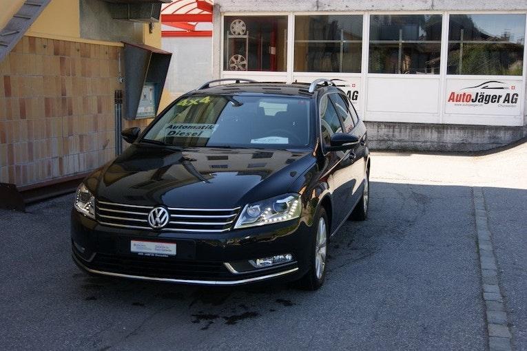 VW Passat Variant 2.0 TDI BMT Comfortline 4MDSG 52'000 km CHF23'900 - kaufen auf carforyou.ch - 1