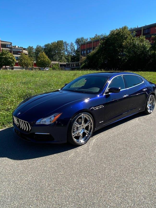 Maserati Quattroporte 3.0 V6 S Q4 GranLusso Automatica 27'000 km CHF59'900 - kaufen auf carforyou.ch - 1