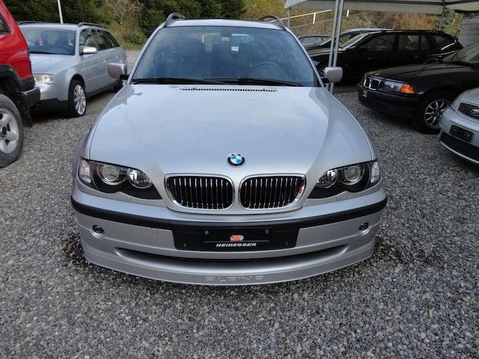 BMW Alpina B3/D3 3 SERIES B3 3.3 X Touring S.Tronic 153'500 km CHF24'990 - kaufen auf carforyou.ch - 1