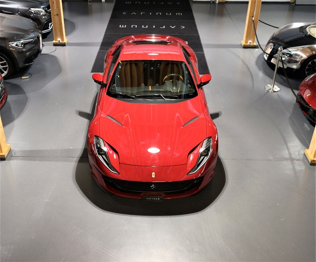 Ferrari 812 Superfast 1'560 km CHF365'000 - kaufen auf carforyou.ch - 1