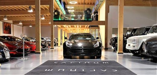 Ferrari FF FF 31'100 km CHF159'900 - kaufen auf carforyou.ch - 2