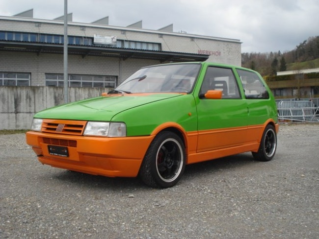 Fiat Uno 1.1 i.e. Style 70'707 km CHF4'444 - acheter sur carforyou.ch - 1