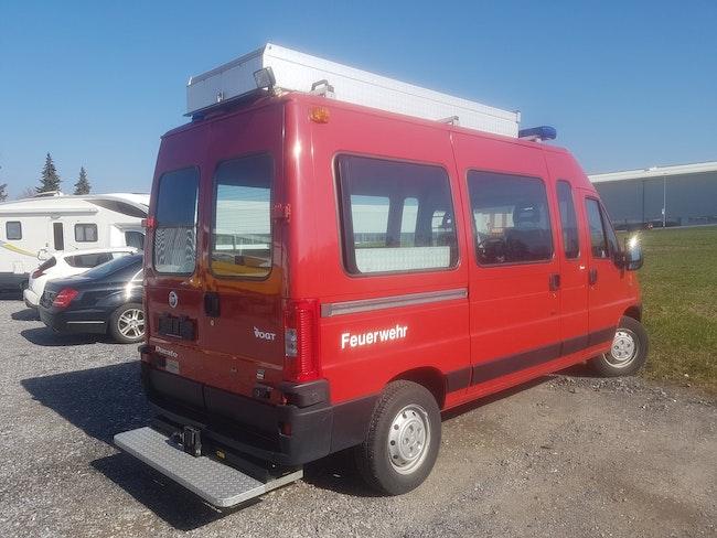 bus Fiat Ducato 2.8 JTD 4x4 ALLRAD FEUERWEHR