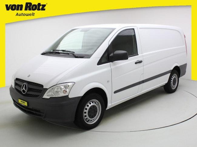 van Mercedes-Benz Vito 116 CDI L