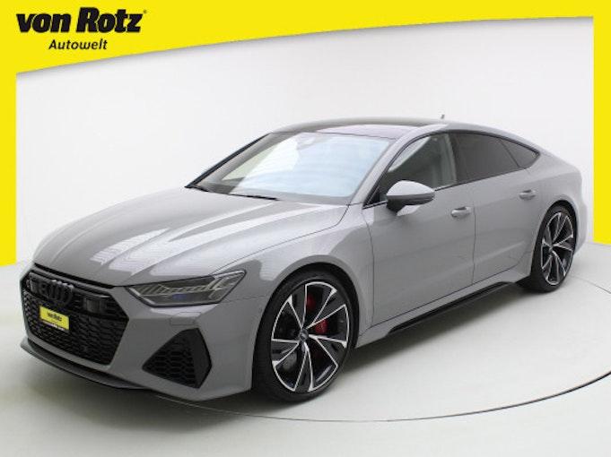 Audi RS7 Sportback MHEV 26'800 km CHF129'800 - acquistare su carforyou.ch - 1
