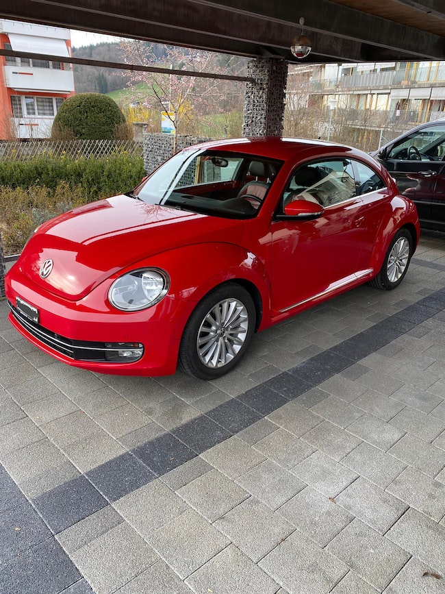 saloon VW Beetle 1.4 TSI Design