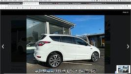 Ford Kuga BELLISSIMA FORD KUGA !!! 45'000 km CHF26'900 - acheter sur carforyou.ch - 3