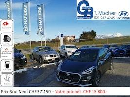 Hyundai i30 1.6 Turbo Vertex 69'000 km CHF15'800 - acheter sur carforyou.ch - 2