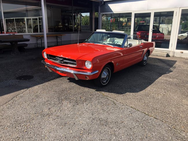 Ford Mustang MUSTANG 135'719 km CHF40'900 - buy on carforyou.ch - 1