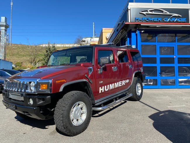Hummer H2 6.0 98'000 km CHF23'000 - acquistare su carforyou.ch - 1